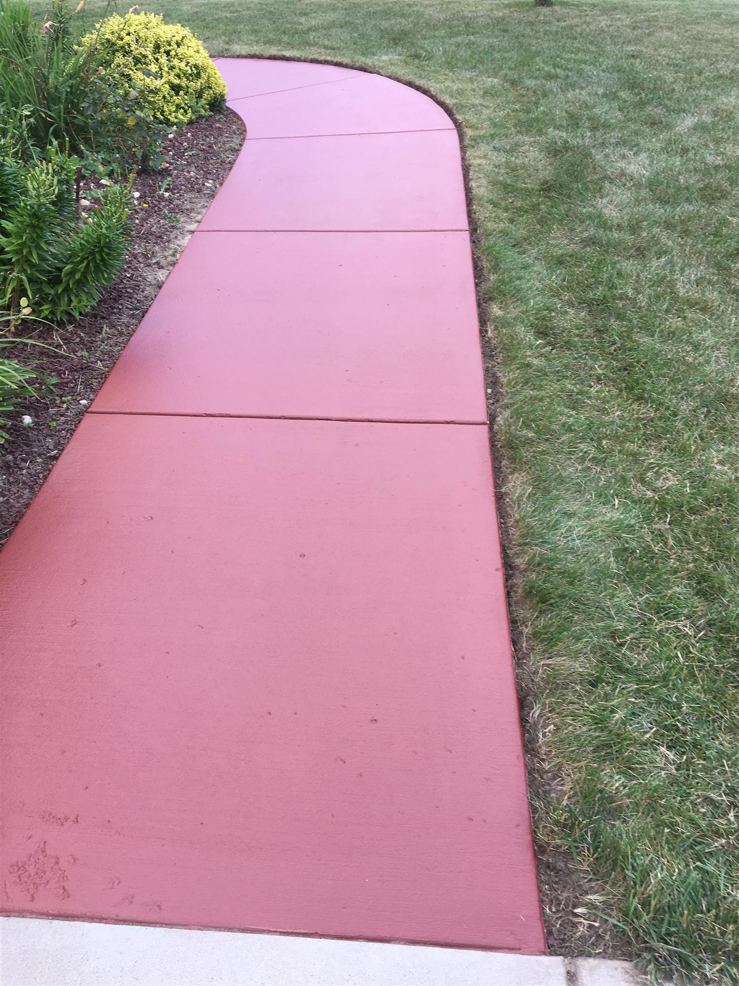 Brookfield Wisconsin concrete painting company