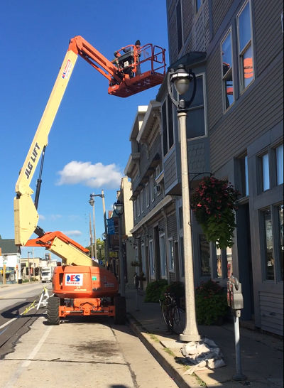 Milwaukee exterior commercial painting company